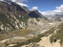 annapurna photographie stock