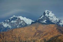 Annapurna Foto de Stock