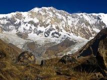 Annapurna Foto de archivo