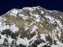 Annapurna Imagen de archivo libre de regalías