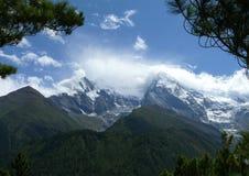 Annapurna Στοκ Εικόνες