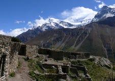 Annapurna Fotografía de archivo