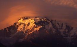 Annapurna Imagens de Stock