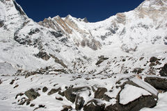 Annapurna Base Camp 1 Stock Photography