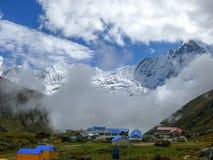 Annapurna Base Camp royalty free stock photography