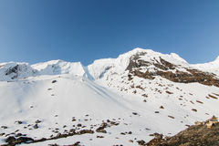 Annapurna base camp Stock Images