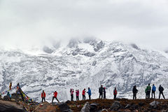 Annapurna Base Camp, Nepal Stock Images