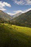 Annapurna Circuit, Himalaya Stock Images