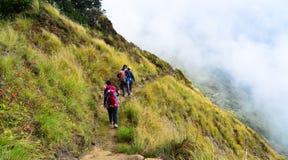 Annapurna Circuit Trek in Pokhara, Nepal royalty free stock photography