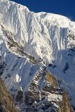 Annapurna detail Stock Photography