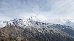 Annapurna di dramma del sud Immagini Stock