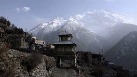 Annapurna Himal region stock video