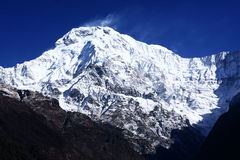 The Annapurna Royalty Free Stock Image