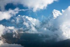 annapurna hymal Στοκ Εικόνα