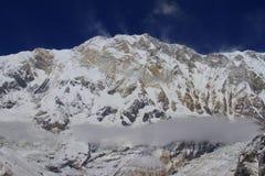 Annapurna I Spitze Lizenzfreies Stockfoto