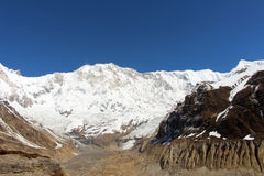 Annapurna I Stock Photo