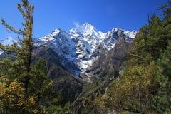 Annapurna II Stock Image