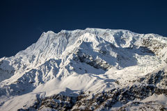 Annapurna III Fotos de Stock