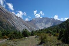 annapurna krajobrazowy Nepal Obrazy Stock