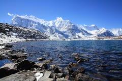 Annapurna Lake Stock Images
