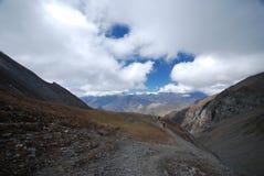 Annapurna landsacpe -  Nepal Stock Photo