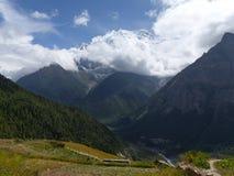 Annapurna 2 Stock Photos