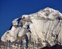 Annapurna massiv. Nepal. arkivfoton