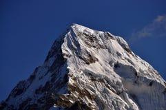 Annapurna masyw. Nepal. Obraz Royalty Free