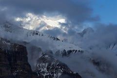 Annapurna Royalty Free Stock Photography