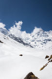 Annapurna Royalty Free Stock Photos