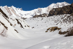 Annapurna Stock Image