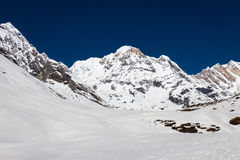 Annapurna Royalty Free Stock Image