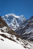 Annapurna Royalty Free Stock Images