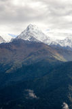 Annapurna peak Royalty Free Stock Image