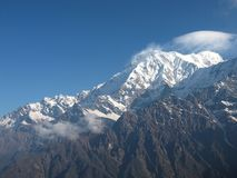 Annapurna South Royalty Free Stock Photography