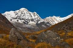 Annapurna South Stock Image