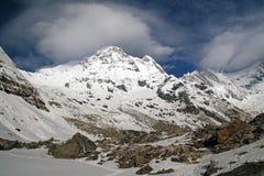 Annapurna south face Royalty Free Stock Photos