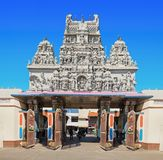 Annapurna temple, Indore. Annapurna is a very beautiful and one of the oldest temples in Indore Stock Photography