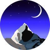 Annapurna Royalty Free Stock Photo