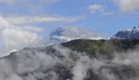 Annapurnas Στοκ Εικόνες