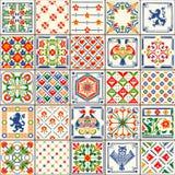 06 annata ceramica tradizionale 2D illustrazione vettoriale