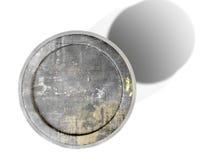 Annata del barattolo del chiaro di luna Immagine Stock
