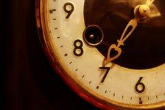 annata dell'orologio Immagini Stock Libere da Diritti