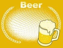 Annata della birra Fotografie Stock Libere da Diritti