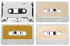Annata della cassetta audio di musica Immagine Stock
