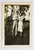 annata della foto delle coppie Immagine Stock Libera da Diritti
