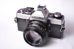 Annata della macchina fotografica Immagine Stock