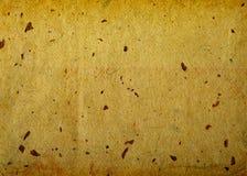 Annata di carta di Grunge Fotografia Stock Libera da Diritti