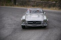 Annata di Mercedes Immagine Stock