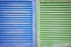 Annata di superficie di legno Fotografie Stock